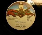 LP - Mike Oldfield - Ommadawn
