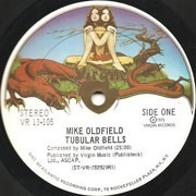 LP - Mike Oldfield - Tubular Bells - RI