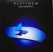 LP - Mike Oldfield - Platinum