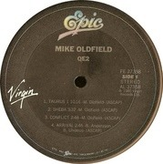 LP - Mike Oldfield - Qe2