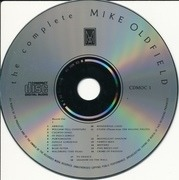 Double CD - Mike Oldfield - The Complete Mike Oldfield