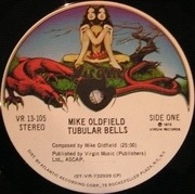 LP - Mike Oldfield - Tubular Bells - CP