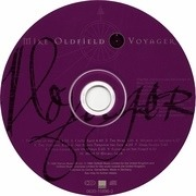 CD - Mike Oldfield - Voyager