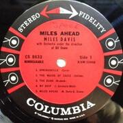 LP - Miles Davis + 19 - Miles Ahead