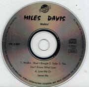 CD - Miles Davis All Stars - Walkin'