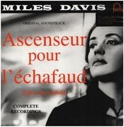 Double LP - Miles Davis - Ascenseur Pour l'Échafaud (lift To The Scaffold) - 180g