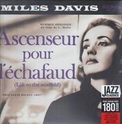 LP - Miles Davis - Ascenseur pour l'échafaud - 180gr.