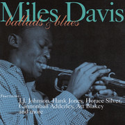 CD - Miles Davis - Ballads & Blues