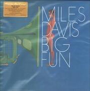 Double LP - Miles Davis - Big Fun - 180g