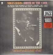 LP & MP3 - Miles Davis - Birth Of The Cool - 180g audiophile / LTD
