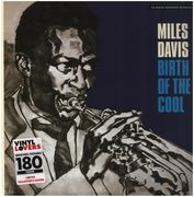 LP - Miles Davis - Birth Of The Cool - ORIGINAL MONOPHONIC RECORDINGS/ 180 GRAM