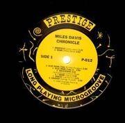 LP-Box - Miles Davis - Chronicles, The Complete Prestige Recordings - LIMITED EDITION