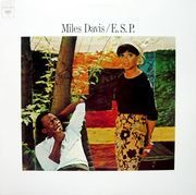 LP - Miles Davis - E.S.P.