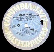 LP - Miles Davis - In Person, Friday Night At The Blackhawk, San Francisco, Volume 1