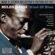 Double LP - MILES DAVIS - KIND OF BLUE - MONO