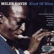 LP - Miles Davis - Kind Of Blue - 180 gram, digitaly remastered
