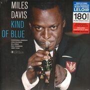 LP - Miles Davis - Kind Of Blue - Ltd. HQ-Vinyl