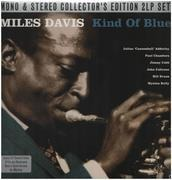 Double LP - Miles Davis - Kind Of Blue - MONO + Stereo, 180g