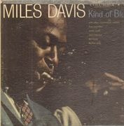 LP - Miles Davis - Kind Of Blue - Original Mono 1AF/1BB