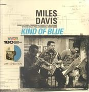 LP - Miles Davis - Kind Of Blue - Limited Edition  / Colored Vinyl