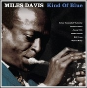 LP - Miles Davis - Kind Of Blue =blue= - 180GR