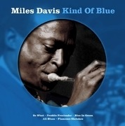 LP - Miles Davis - Kind Of Blue-Picture Vinyl