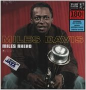 LP - Miles Davis - Miles Ahead - 180GR./ PHOTOGRAPHS BY WILLIAM CLAXTON