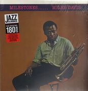 LP - Miles Davis - Milestones - 180g / DMM