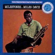 CD - Miles Davis - Milestones