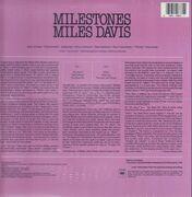 LP - Miles Davis - Milestones - STILL SEALED!