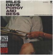 LP - Miles Davis - Porgy And Bess - Ltd Collectors Edition / 180g