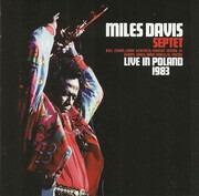 Double CD - Miles Davis Septet - Live In Poland 1983