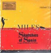 LP - Miles Davis - Sketches Of Spain - mono, 180 gr