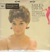 LP - Miles Davis - Someday My Prince Will Come - 180 GRAM AUDIOPHILE PRESSING