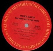LP - Miles Davis - The Man With The Horn