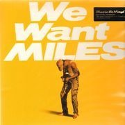 Double LP - Miles Davis - We Want Miles - 180 GRAM AUDIOPHILE VINYL / GATEFOLD SLEEVE