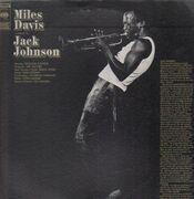 LP - Miles Davis - A Tribute To Jack Johnson