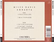 Double CD - Miles Davis - Agharta