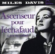 CD - Miles Davis - Ascenseur Pour L'Échafaud