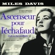 LP - Miles Davis - Ascenseur Pour L'echafaud - LIMITED EDITION IN SOLID GREEN VINYL/ 180GR.