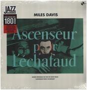 LP - Miles Davis - Ascenseur pour l'échafaud - 180g