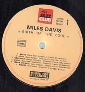 LP - Miles Davis - Birth Of The Cool - MONO