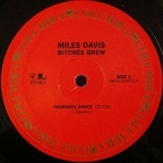 Double LP - Miles Davis - Bitches Brew - 180 gram