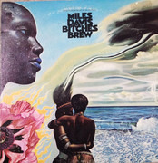 Double LP - Miles Davis - Bitches Brew - Gatefold