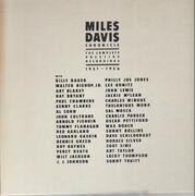 LP-Box - Miles Davis - Chronicle: The Complete Prestige Recordings 1951-1956 - 12 LP Box