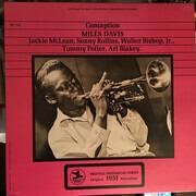 LP - Miles Davis - Conception