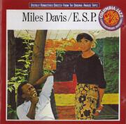 CD - Miles Davis - E.S.P.