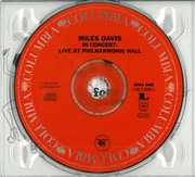 Double CD - Miles Davis - In Concert: Live At Philharmonic Hall - digipak