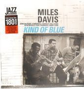 LP - Miles Davis - Kind Of Blue - 180g/ deluxe inner sleeve