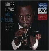 LP - Miles Davis - Kind Of Blue - 180g